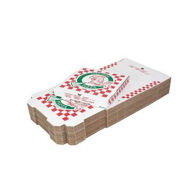 14 in. Pizza Box 100-Pack (14 in. L x 14 in. W x 1 7/8 in. D)