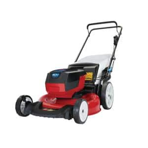 Recycler 21 in. 60-Volt Max Lithium-Ion Cordless Battery Walk Behind Push Lawn Mower Battery/Charger Not Included