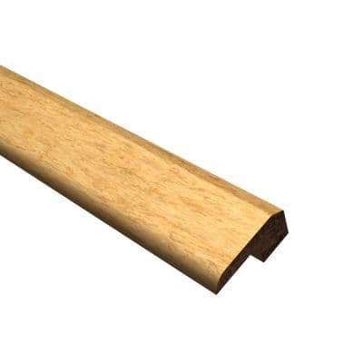 Natural 7/8 in. T x 2-1/8 in. W x 72 in. L Solid Bamboo Threshold Molding