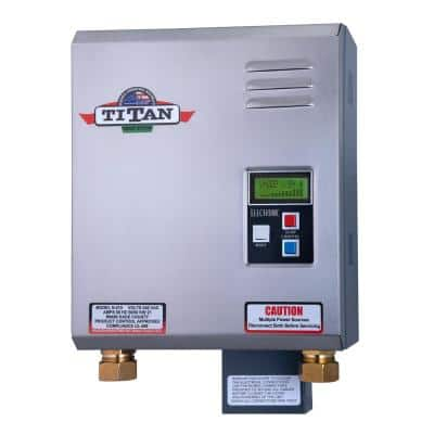 SCR-4 27 kW 5.0 GPM Residential Electric Tankless Water Heater