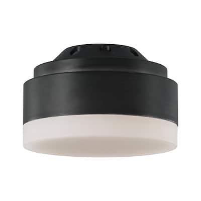 Aspen Aged Pewter Ceiling Fan LED Light Kit
