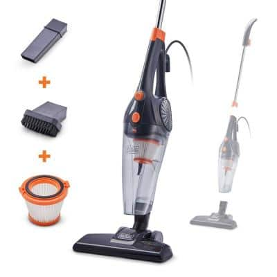 3-in-1 Convertible Corded Upright Handheld Vacuum Cleaner