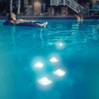 Pool Lighting Pool Accessories Pool Supplies The Home Depot
