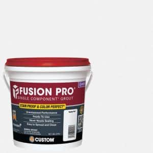 Fusion Pro #641 Cool White 1 Gal. Single Component Grout