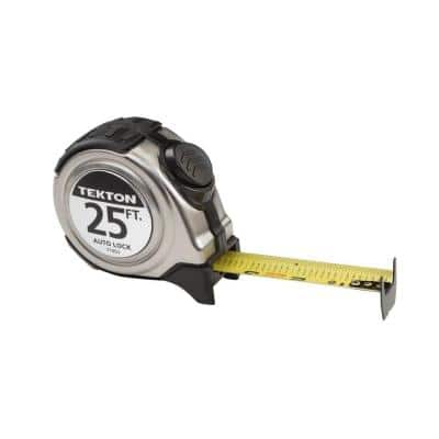 25 ft. x 1 in. Auto Lock Tape Measure