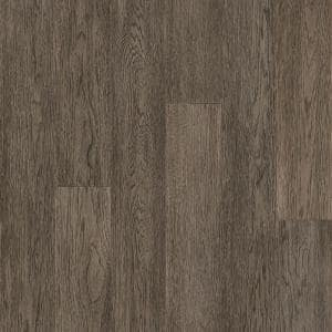 Hydropel Hickory Taupe 7/16 in. T x 5 in. W x Varying Length Engineered Hardwood Flooring (22.6 sq. ft.)