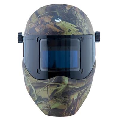 Auto Darkening Welding Helmet 40VizI4 Series Warpig Radical Face Protector