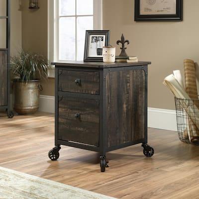 Wheels Sauder File Cabinets Home, Furniture Filing Cabinets