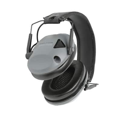Peltor Sport RangeGuard Gray with Black Accents Earmuff