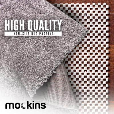 8 ft. x 10 ft. Premium Grip and Non-Slip Rug Pad