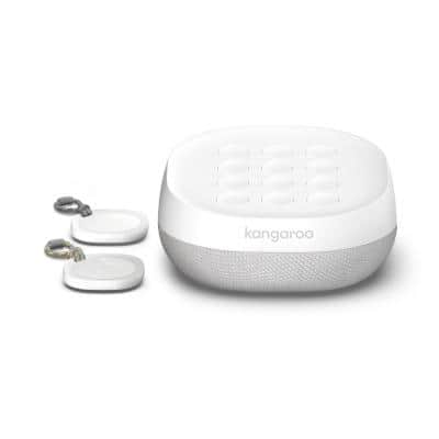 Wired Hubless Siren and Keypad Security Alarm Kit