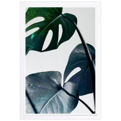 Leaves and Leaves' Framed Nature Art Print 19 in. x 13 in.