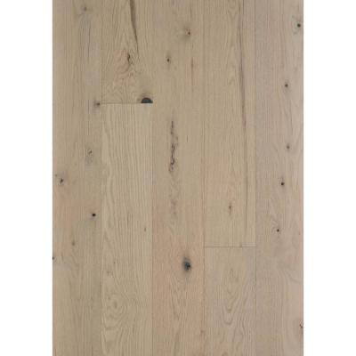 Serenity Oak Rifle 1/2 in. T x 6.375 in. W x Varying Length Water Resistant Eng. Hardwood Flooring (25.40 sq. ft. case)