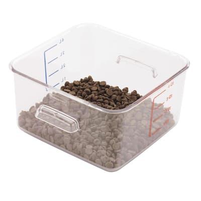 1 Gal. SpaceSaver Square Container
