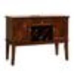 Hillsview I Brown Cherry Transitional Style Server