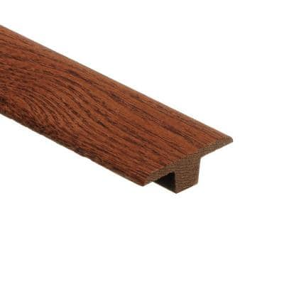 Oak Fall Classic 3/8 in. Thick x 1-3/4 in. Wide x 94 in. Length Hardwood T-Molding
