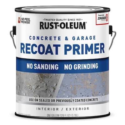 1 gal. Concrete and Garage Interior/Exterior Recoat Primer