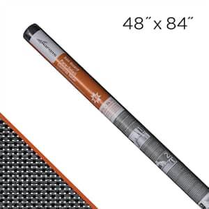 48 in. x 84 in. Sun Guard 90 Charcoal Fiberglass Solar Screen
