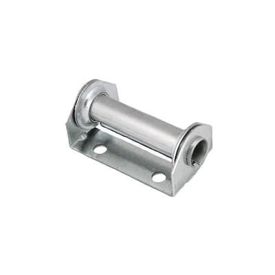 14-Gauge Steel Full View Center Hinge