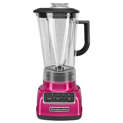 60 oz. 5-Speed Raspberry Ice Blender