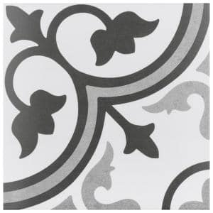 Amberes Classic Encaustic 12-3/8 in. x 12-3/8 in. Ceramic Floor and Wall Tile (51 Cases/931.3 sq. ft./Pallet)