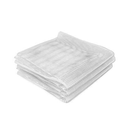 White Non-Skid 2 ft. x 8 ft. Rug Pad