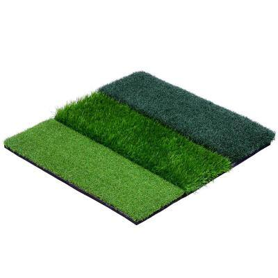 Tri-Turf XL 24 in. Indoor Outdoor Weighted Golf Practice Hitting Mat