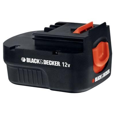 12-Volt NiCd Battery Pack 1.5Ah