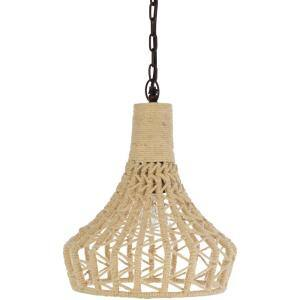 Betty 1-Light Natural Indoor Pendant Lamp