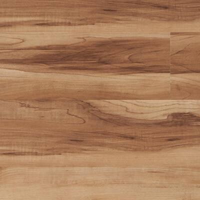 Maple Monticello 6 in. x 48 in. Waterproof Rigid Core Click-Lock Luxury Vinyl Plank Flooring (27.39 sq. ft. / case)