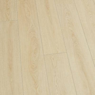 French Oak Lakeport 7.17 in. W x 60 in. L Rigid Core Luxury Vinyl Plank Click Lock Flooring (23.88 sq. ft./Case)