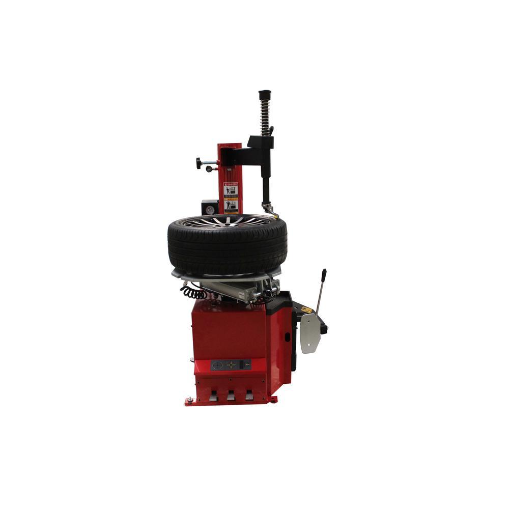 Semi-Automatic Swing Arm Tire Changer Machine
