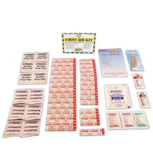 54-Piece First Aid Kit (4-Pack)