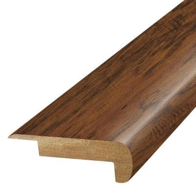 Cinnamon 3/4 in. T x 2-1/8 in. W x 78-3/4 in. L Laminate Stair Nose Molding