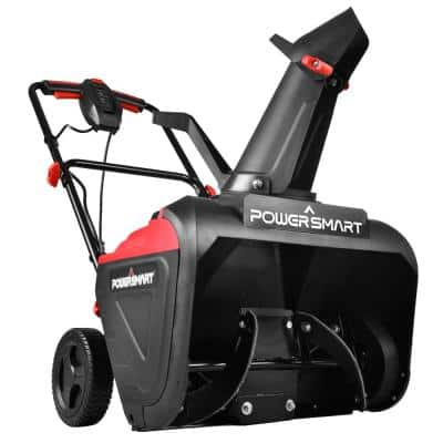 21 in. Single-Stage Electric Snow Thrower