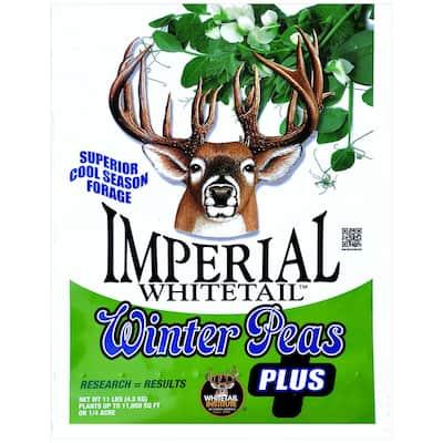 Imperial Winter Pea Plus 0.25 Acre 11 lb.