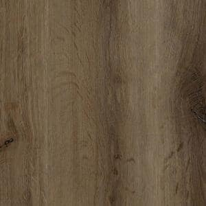 ISOCORE 7.1 in. W x 47.6 in. L Aged Leather Click-Lock Luxury Vinyl Plank Flooring (18.73 sq. ft./case)