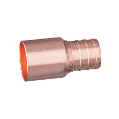 3/4 in. Copper Sweat Male Adapter Male Sweat x 3/4 in. Barb Lead Free