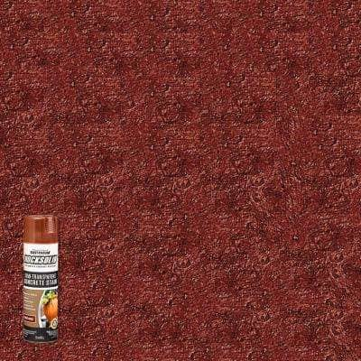 15 oz. Water-Based Burnt Brick Concrete Stain Spray (6-Pack)