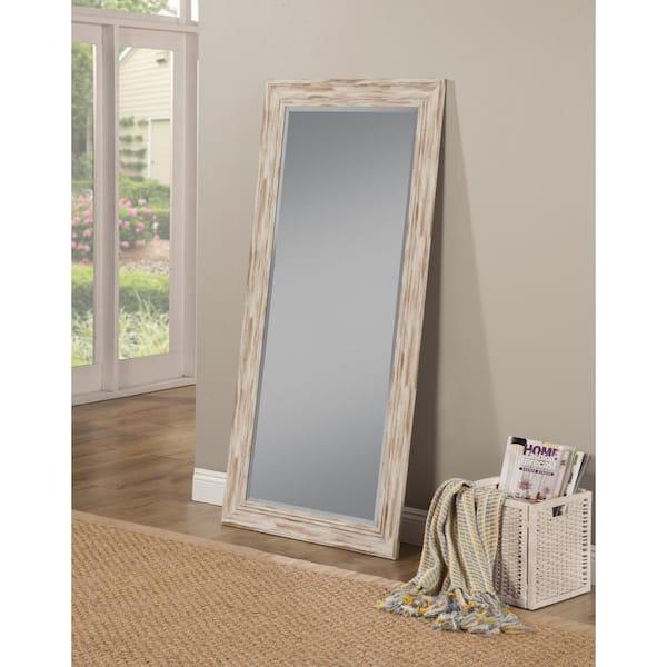 Martin Svensson Home Oversized White, Oversized White Leaner Mirror