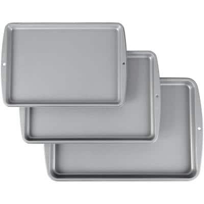 Recipe Right 3-Piece Cookie Sheet Set