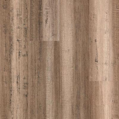 Savanna 9/16 in. T x 5.31 in. W x 72.87 in. L Wide Click Bamboo Engineered Hardwood Flooring (21.50 sq. ft.)