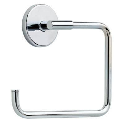 Lyndall Towel Ring in Chrome