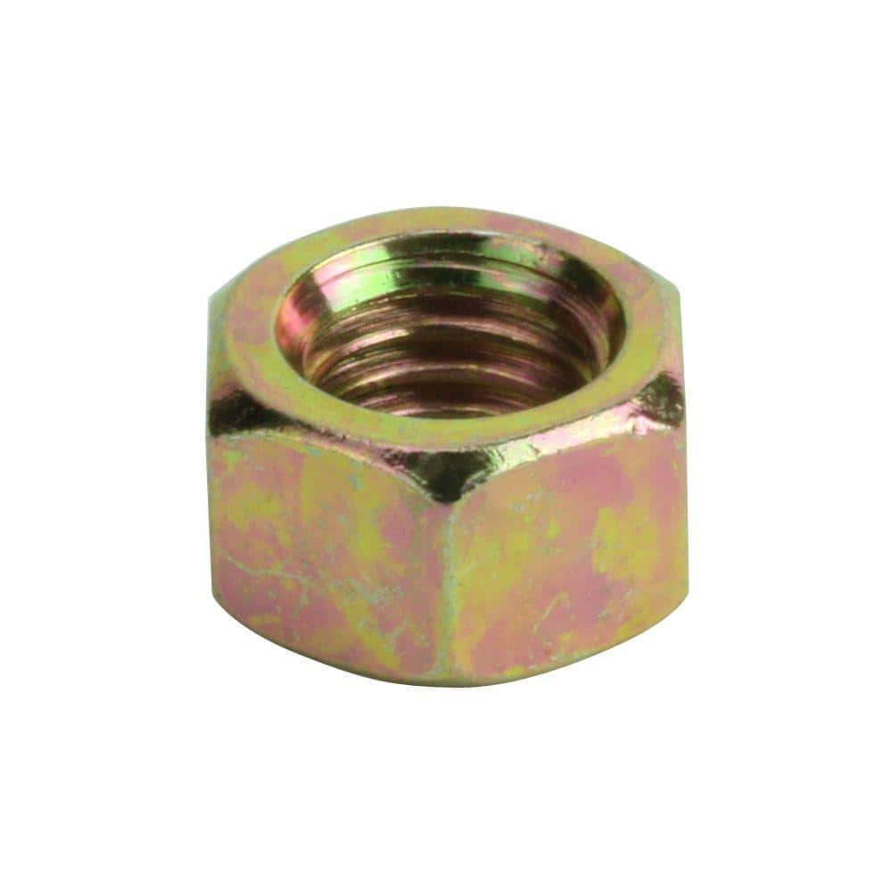 M56-5.50 Class 8 Zinc Plated Finish Steel Hex Nut