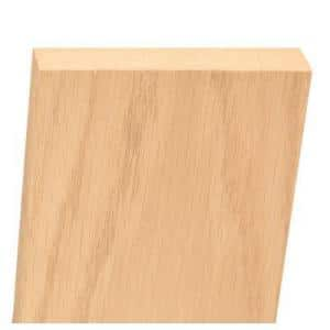 1 in. x 3 in. x 8 ft. Select Pine Board