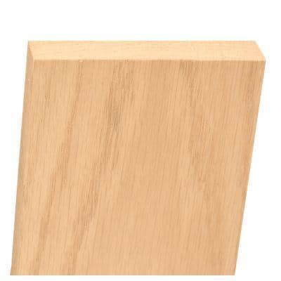 1 in. x 4 in. x 8 ft. Select Pine Board