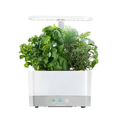 Harvest White Home Garden System