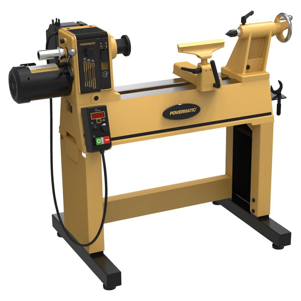 Powermatic Pm2014 Lathe And Stand 1792014ak The Home Depot