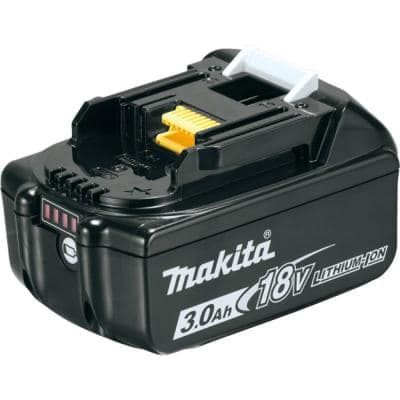 18-Volt LXT Lithium-Ion High Capacity Battery Pack 3.0Ah with Fuel Gauge