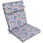 21 in. x 44 in. Clark Outdoor Dining Chair Cushion